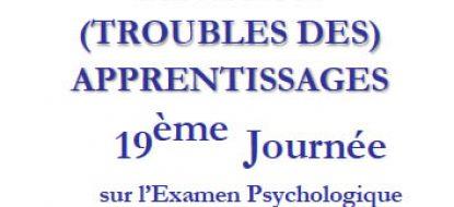 """Journée d'étude """"Garçons et filles face aux (troubles des) apprentissages"""""""