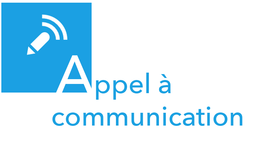Appel à communication